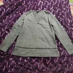 Banana Republic Vneck Sweater